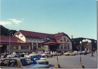 網走駅・旧駅舎