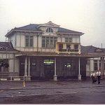国鉄日光駅