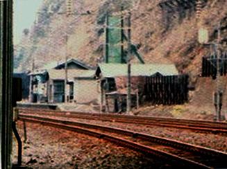 張碓駅・駅舎